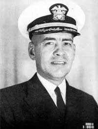 CMDR Harry R. Graf USN