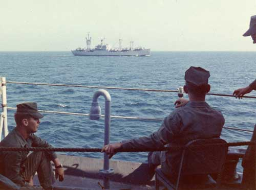 Skagit Underway 1965