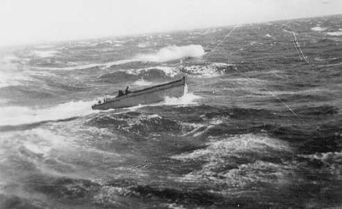 LCVP in Rough Water