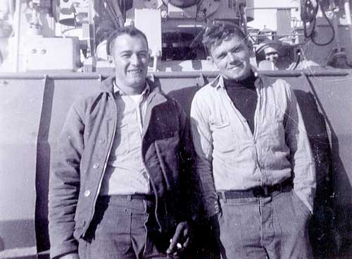 Bob Parsons, Tom Koch