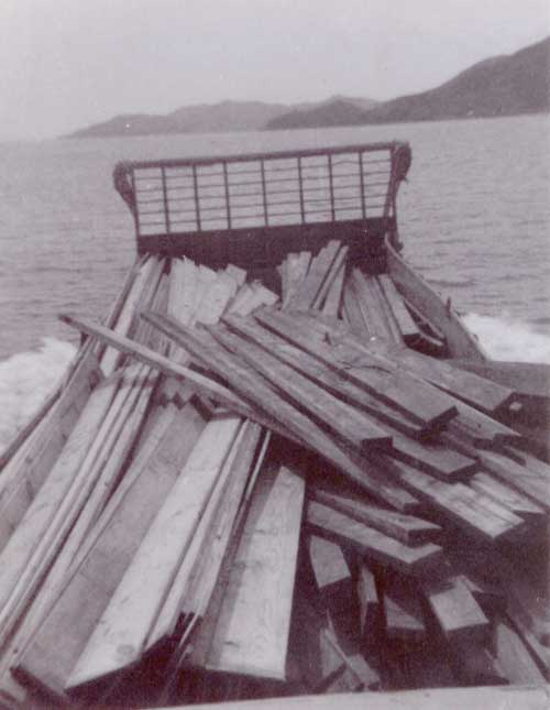 A Load of Lumber